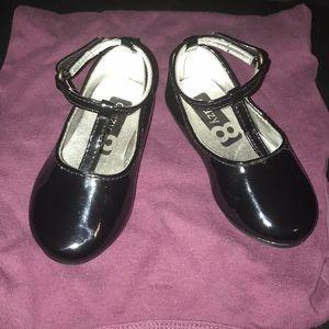 Other - Toddler black dress shoes